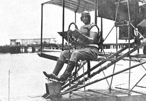 1stLt Alfred A. Cunningham, first Marine Corps aviator