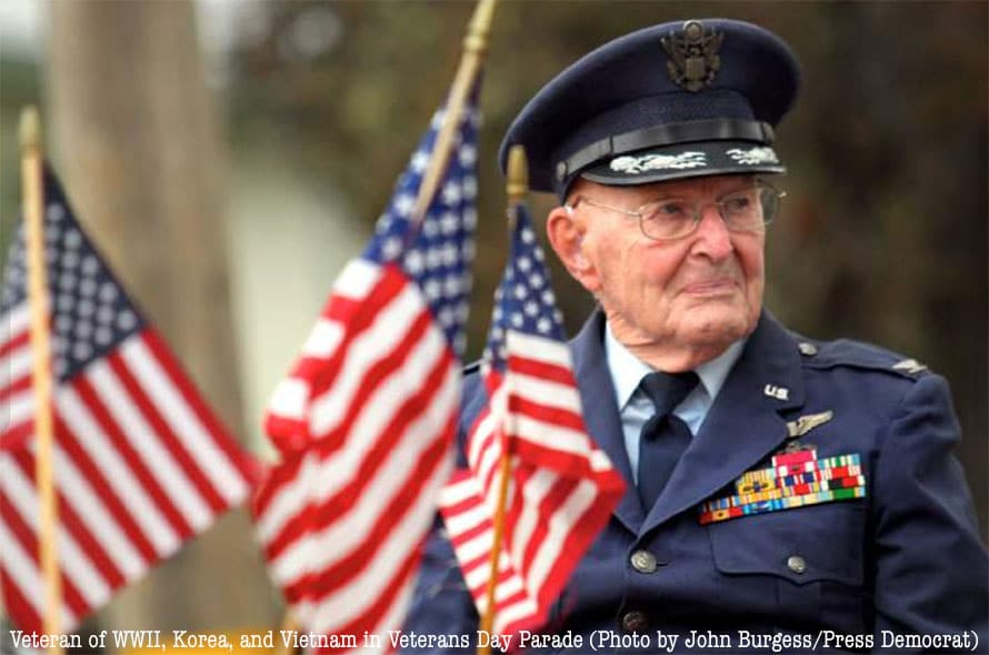 Veterans Day & the Armistice Centenary