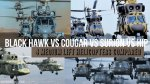 Black Hawk vs Cougar vs Surion vs Hip - 4 Medium Lift Helicopters Compared