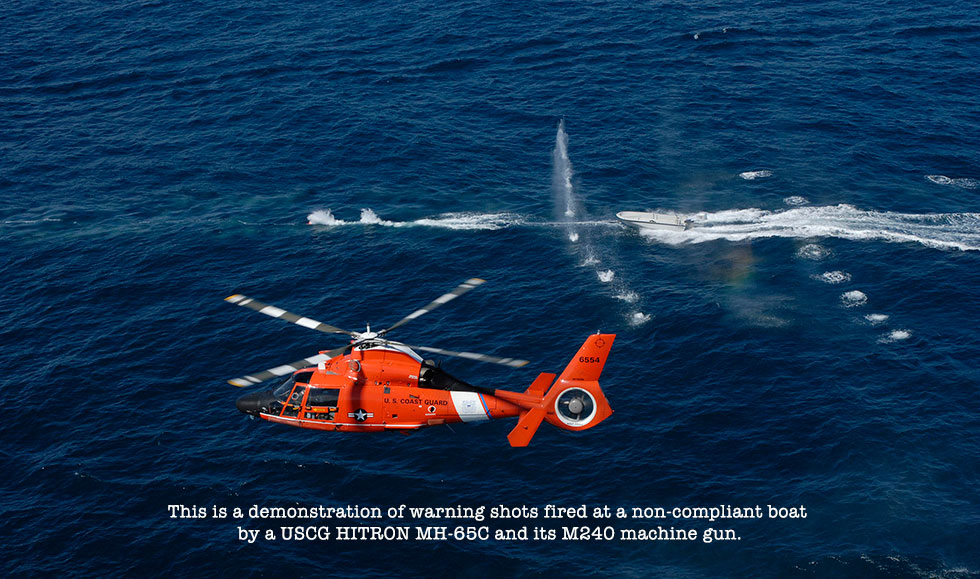 Saving Who Needs Rescuing, the Difference Between USCG Helicopters