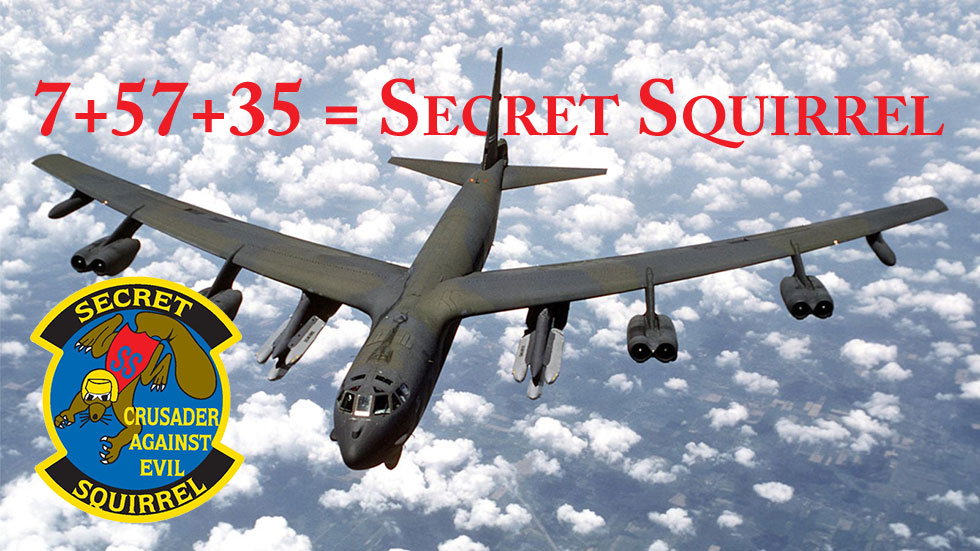 operation secret squirrel starts operation desert storm