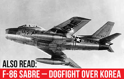 Jet Friday: F-86 Sabre – Dogfight over Korea