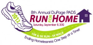 Run for Home Logo