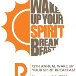 Wake Up Your Spirit Breakfast 2014