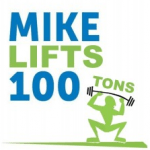 Mike Lifts 100 tons