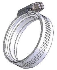 Wave Seal 360 (Constant Tension) Hose Clamps   DuPage ...