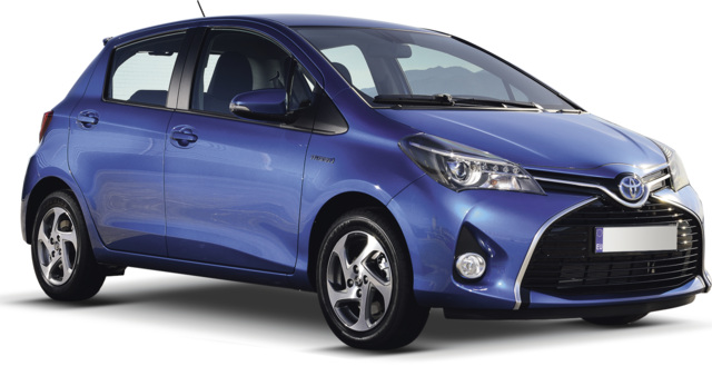 Perso Chiavi Toyota Yaris Duplicazione Chiave Auto