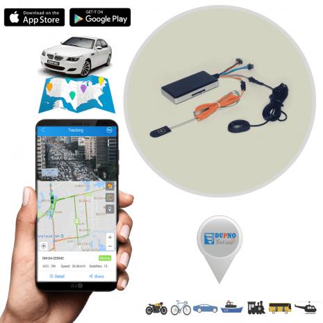 Standard PlusTracker by Dupno GPS Tracking Service | GPS Car Finder