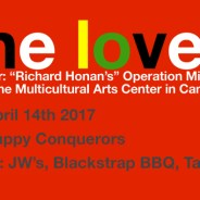 One Love Concert – Rescheduled