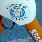 A Milano rent-a-bike