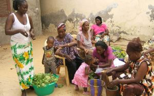 Senegal, courtesy Blacksmith Institute for a Pure Earth