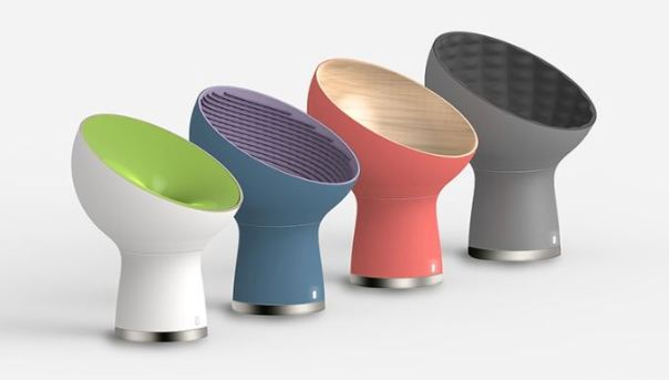LABA speakers design by Eason Chow