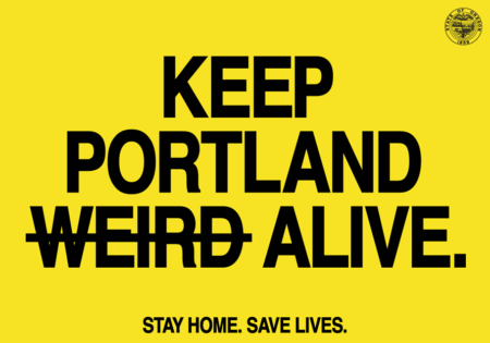 oregon launches blunt covid 19 message stay home or you could accidentally kill someone 2 - Oregon Launches Blunt COVID-19 Message: Stay Home or You Could Accidentally Kill Someone