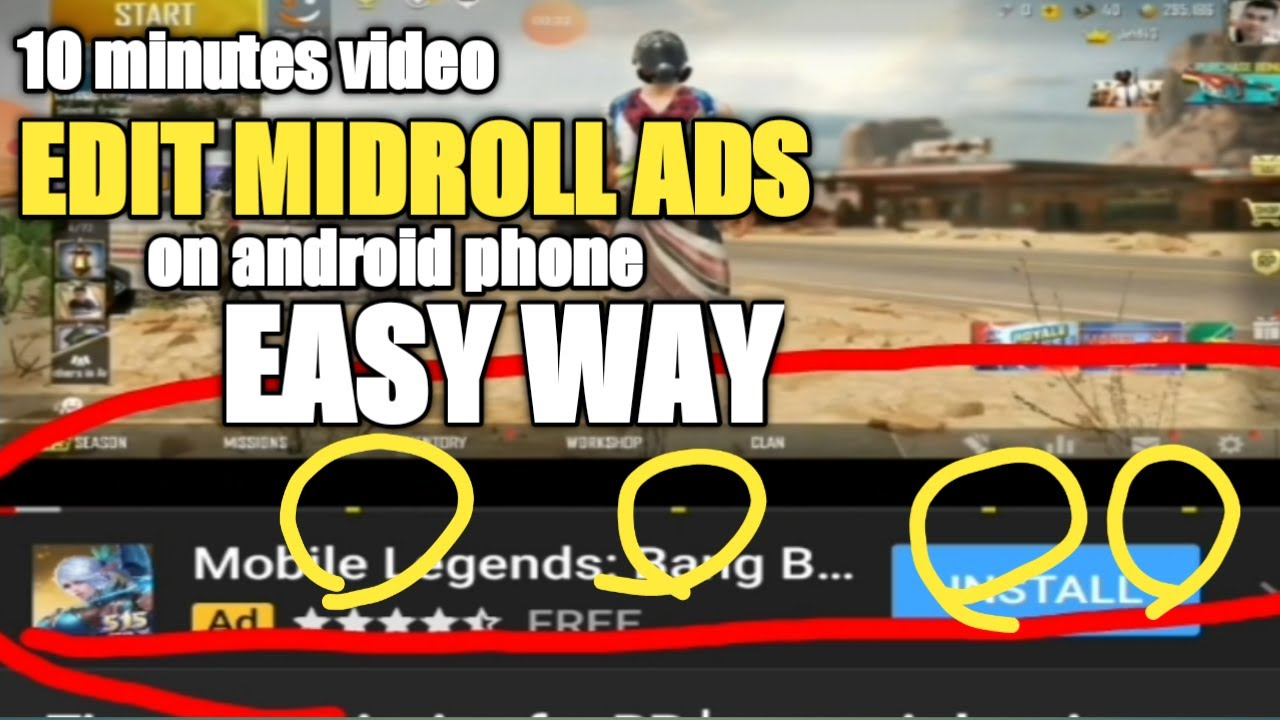 How-to-edit-midroll-ads-or-advertise-in-my-video-easy-way