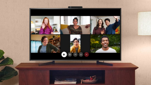Gateway From Facebook Now Supports Group Video Calls using Messenger Rooms