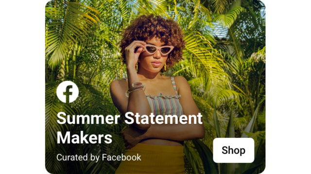 Facebook Shop: How to Hide a Brand