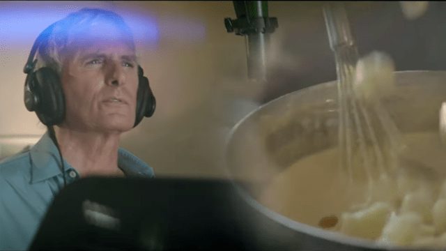 michael bolton sings about broccoli cheddar mac and cheese in new spot for panera - Michael Bolton Sings About Broccoli Cheddar Mac and Cheese in New Spot for Panera