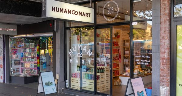 this human mart uses bright cheery products to raise awareness of modern slavery 1 - This 'Human Mart' Uses Bright, Cheery Products to Raise Awareness of Modern Slavery