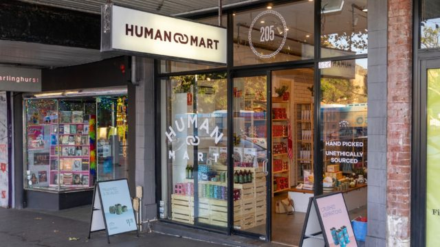 this human mart uses bright cheery products to raise awareness of modern slavery - This 'Human Mart' Uses Bright, Cheery Products to Raise Awareness of Modern Slavery