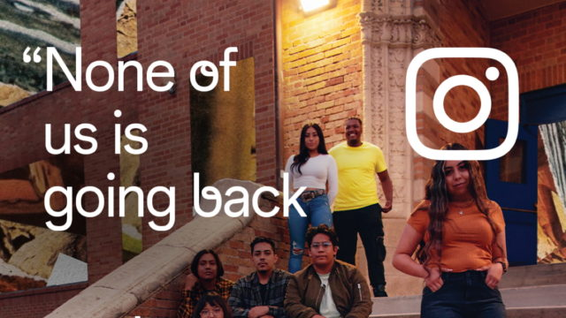 instagram kicks off who we become is yours to make on platform campaign - Instagram Kicks Off 'Who We Become Is Yours to Make' On-Platform Campaign