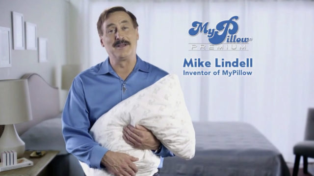 MyPillow Says It Will Pull All Fox News Ads Due to Election Fraud Spot Dispute