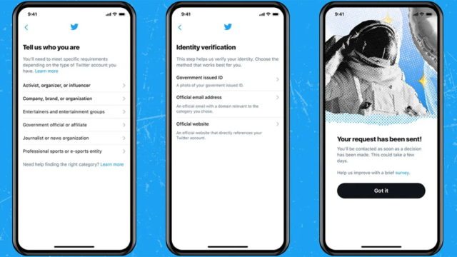 Twitter Pauses Verification Applications Again