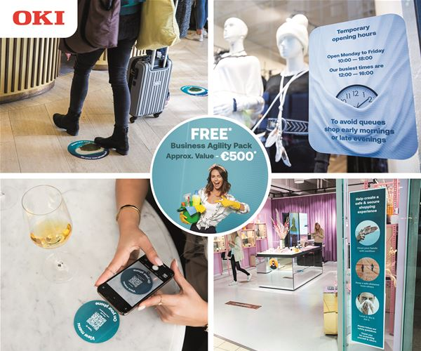 oki europe releases adapt today project to assist services rapidly react to developing market conditions - OKI Europe releases 'Adapt Today' project to assist services rapidly react to developing market conditions