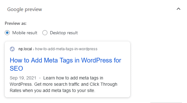 how to add meta tags to wordpress 3 best plugins for wordpress meta tags 1 - How To Add Meta Tags To WordPress: 3 BEST Plugins For WordPress Meta tags