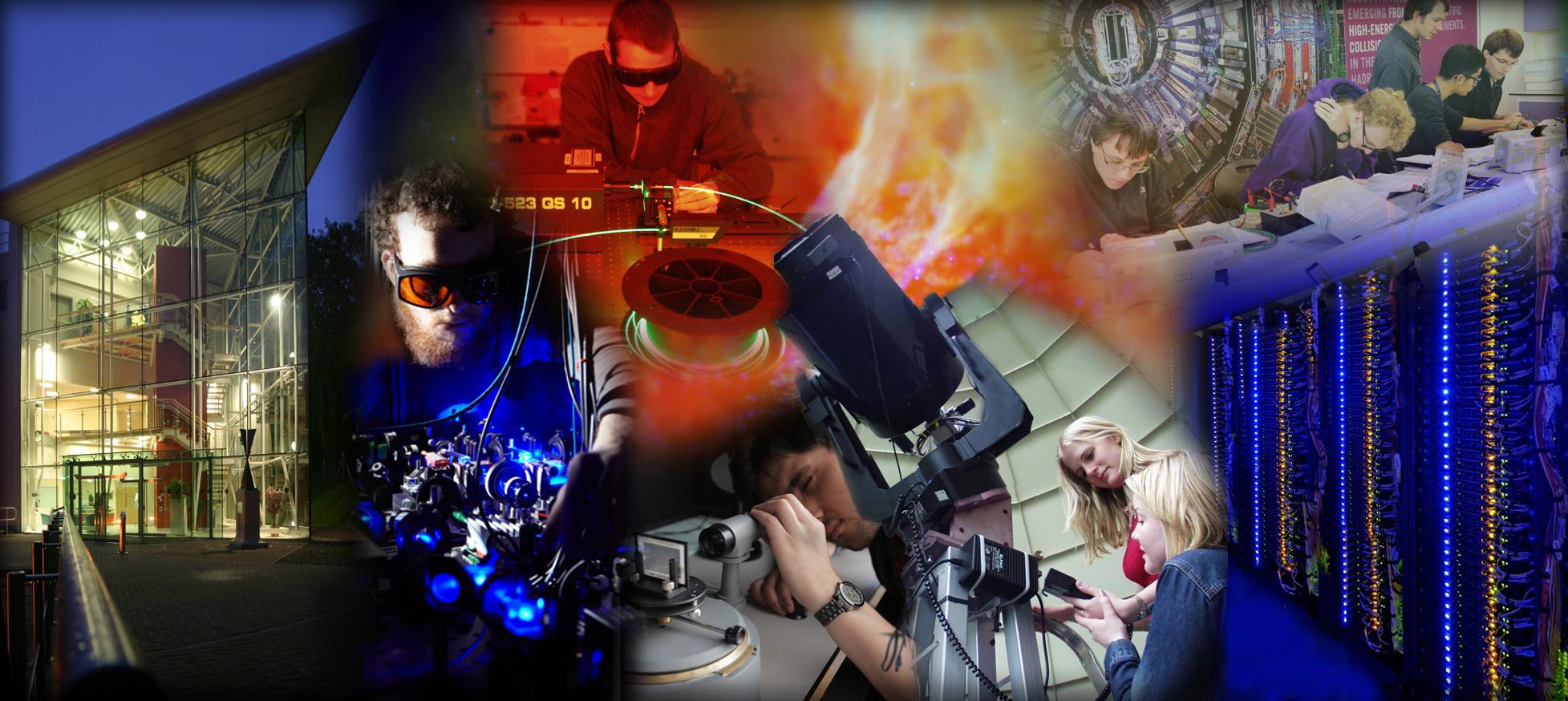 hight resolution of Physics - Durham University