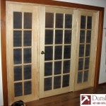 Custom Interior French Doors Duradoors