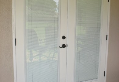 Enclosed Blinds For French Doors