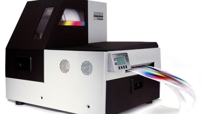 Afinia L801 Memjet Color Label Printer