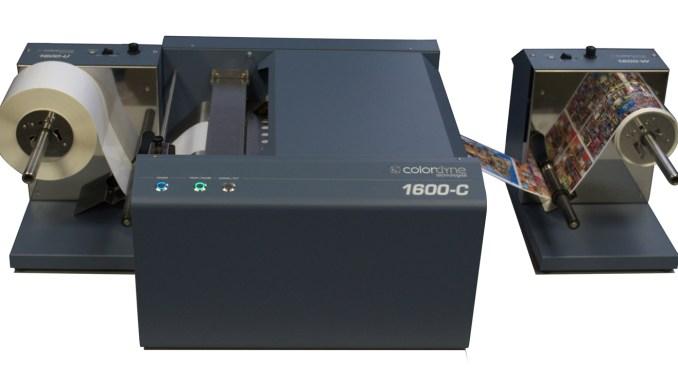 Colordyne CDT 1600c Memjet Color Label Printer