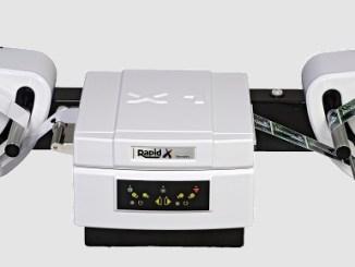 Rapid X1 label printer