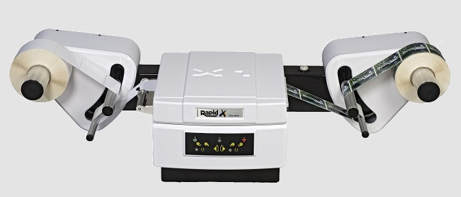 Rapid X1 label printer