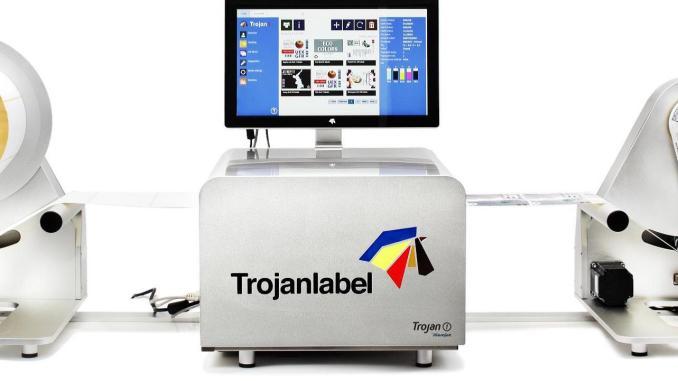 Trojanlabel TrojanOne label printer