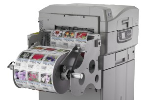 UniNet iColor 900 color label printer