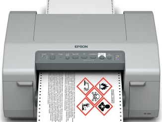 Epson GP-C831 GHS Label Printer