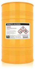 GHS BS5609 drum label printed with LX2000