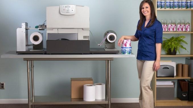 Primera CX1000 laser label printer