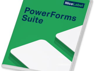 NiceLabel PowerForms Suite 2016 edition