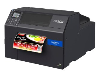 Epson C6500A color inkjet printer