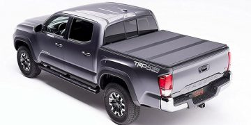 Tapa Premium Rígida Plegable para pickup Rugged Cover