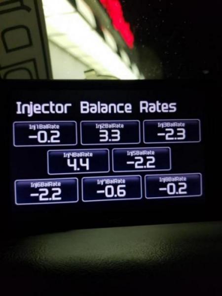 Duramax Injector Balance Rates : duramax, injector, balance, rates, Injector, Balance, Chevy, Duramax, Diesel, Forum