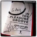 John Taylor Book Signing In Hollywood