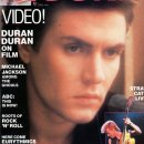 Simon on Rock magazine cover (1984)