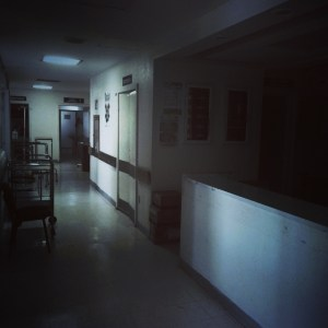 Leyenda enfermera del hospital general