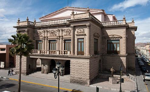 Teatro Ricardo Castro Actual