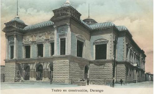 Teatro Ricardo Castro Antiguo
