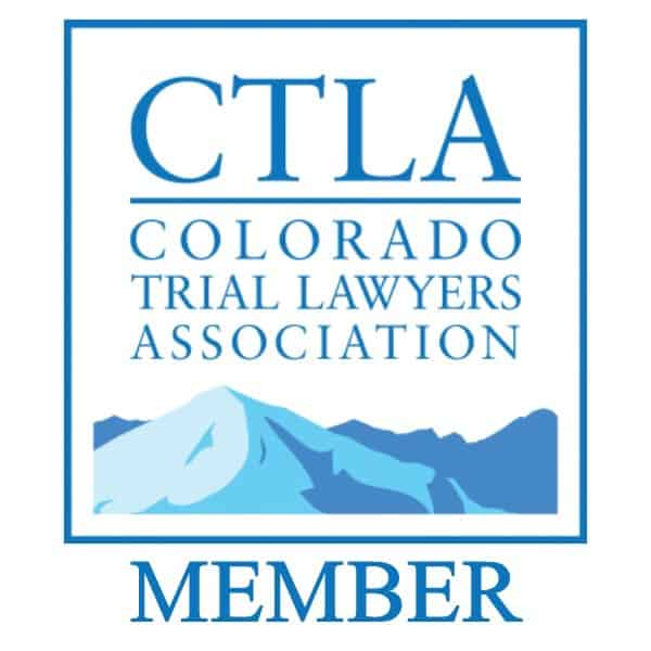 Member of the Colorado Trial Lawyers Association